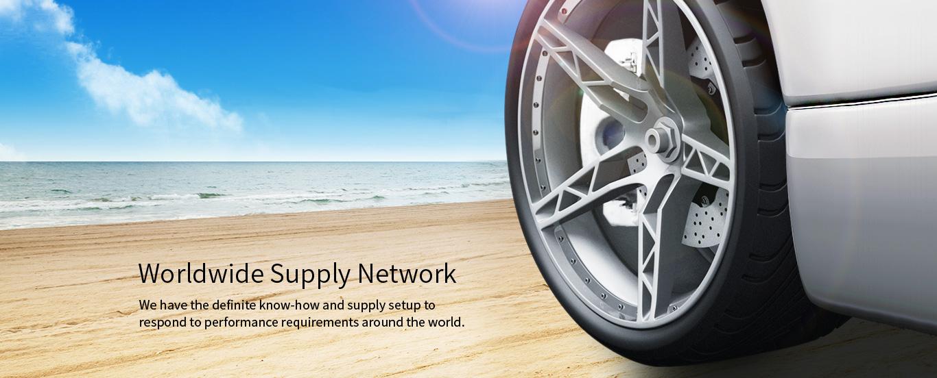 Nisshinbo Brake Inc. Website