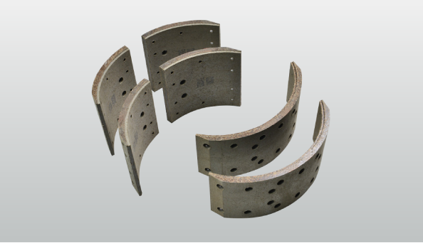 Brake Linings for Commercial Vehicles