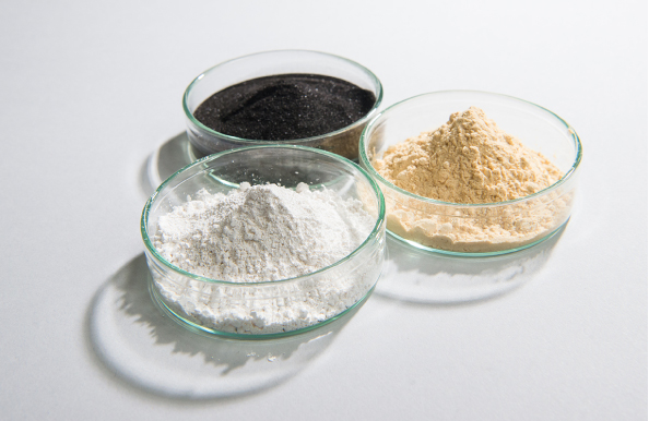 Raw material composition technology